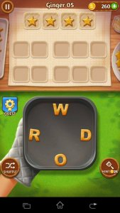 Word Cookies Game