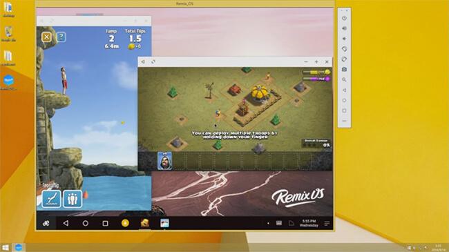 اجرای همزمان چندین بازی موبایلی روی کامپیوتر