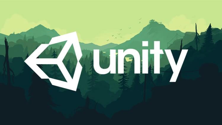 موتور بازیسازی unity3d