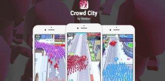 معرفی بازی Crowd city