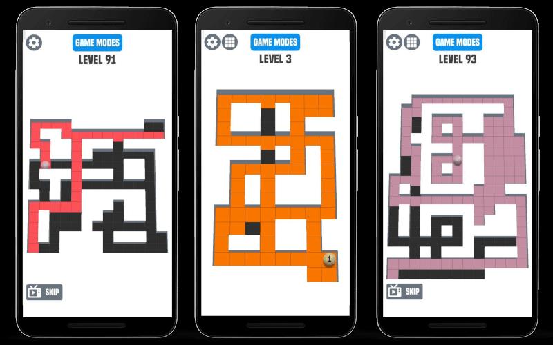 تصویر 3 از بازی AMAZE