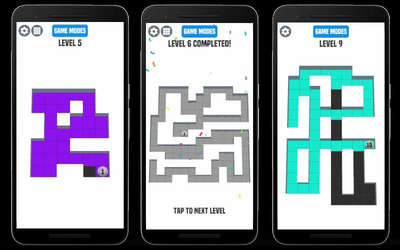 تصویر 2 از بازی AMAZE