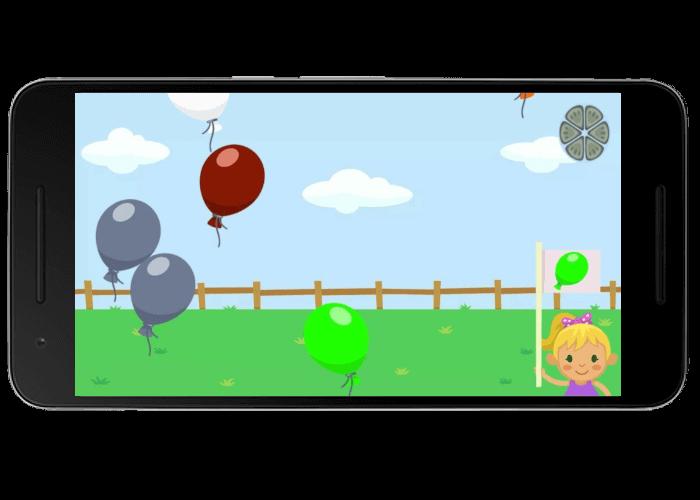 تصویر 1 از بازی فسقلیها در مهدکودک