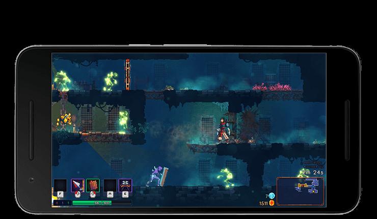 دانلود رایگان بازی dead cells برای آیفون