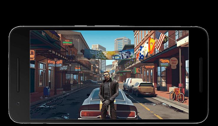 بازی جی تی ای روی موبایل