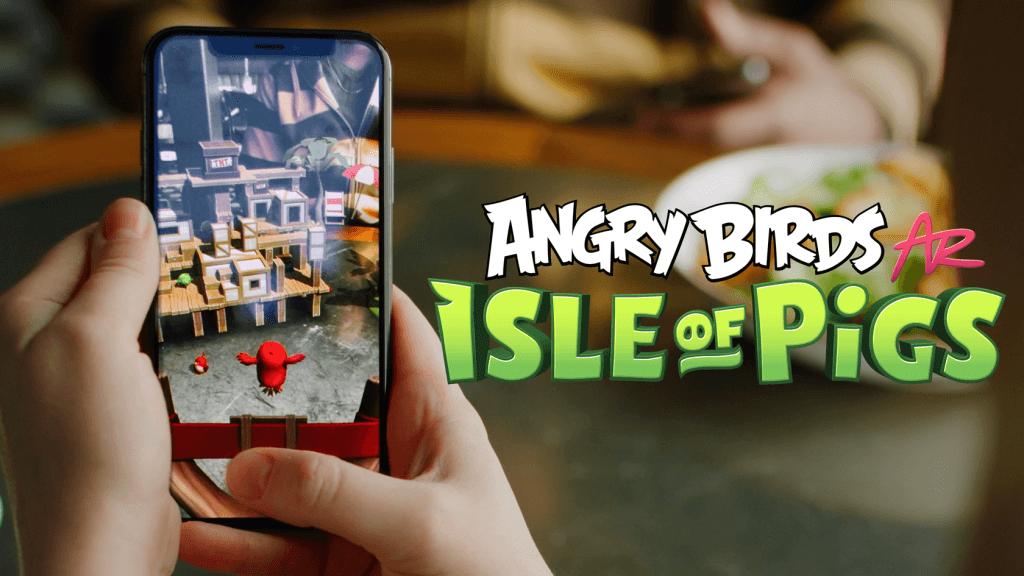 بازی واقعیت مجازی موبایل