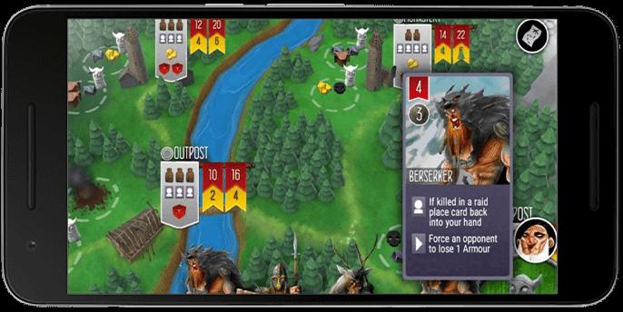 بازی استراتژی موبایل